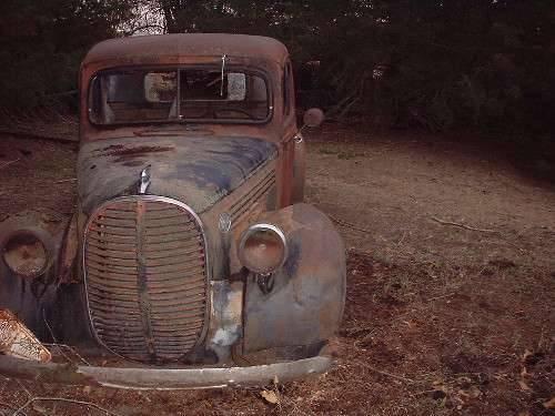 1938 Ford F1 Pickup * Project For Sale (picture 1 of 1)