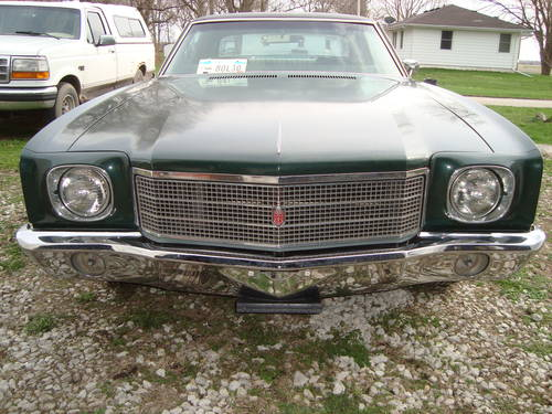 1970 Chevrolet Monte Carlo 2DR HT For Sale (picture 3 of 6)