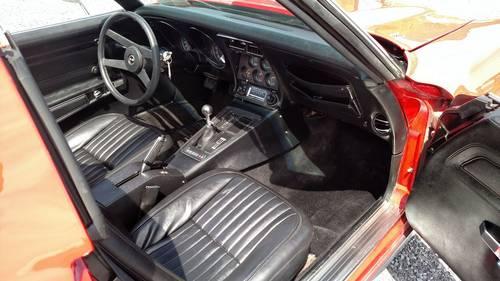 1976 Red Corvette Black Int 4spd Fun Driver For Sale (picture 6 of 6)