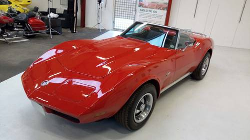 1974 Chevrolet Corvette Stingray Convertible SOLD (picture 2 of 6)