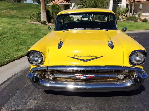 1957 Chevrolet Bel Air Resto-Mod For Sale (picture 2 of 6)