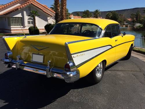 1957 Chevrolet Bel Air Resto-Mod For Sale (picture 3 of 6)