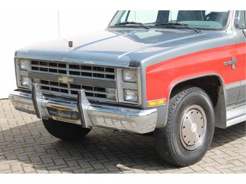 1986 Chevrolet Silverado Suburban For Sale (picture 4 of 6)