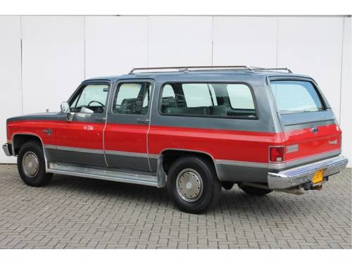 1986 Chevrolet Silverado Suburban For Sale (picture 5 of 6)
