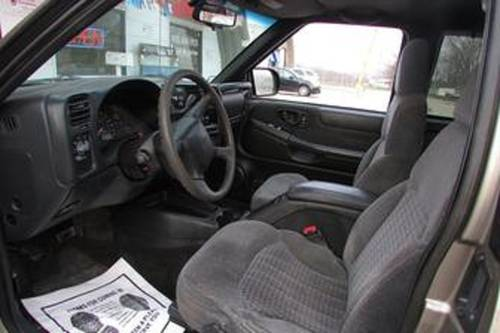 1998 Chevrolet S10 Pickup For Sale (picture 4 of 4)