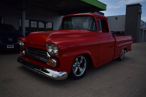 1959 Chevrolet Apache Fleetside Pickup SOLD (picture 1 of 6)