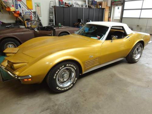 1972 Chevrolet Corvette Convertible '72 For Sale (picture 1 of 6)