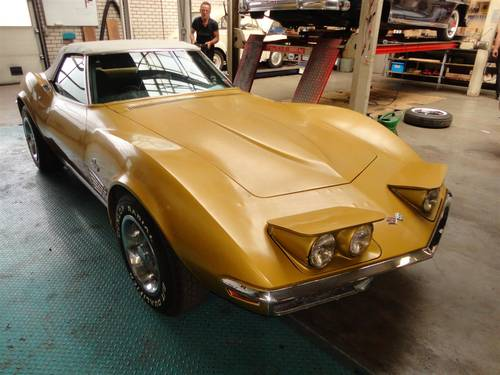 1972 Chevrolet Corvette Convertible '72 For Sale (picture 4 of 6)