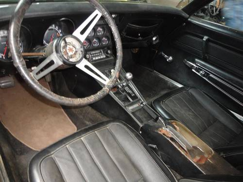 1972 Chevrolet Corvette Convertible '72 For Sale (picture 5 of 6)