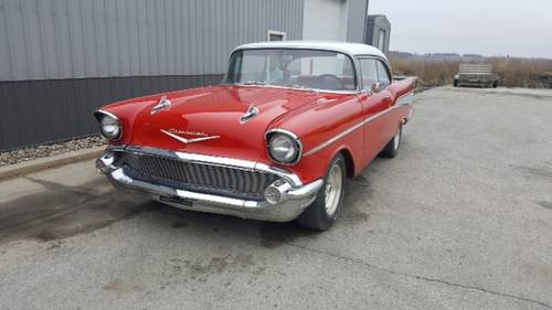1957 Chevrolet Bel Air 2DR HT For Sale (picture 1 of 6)