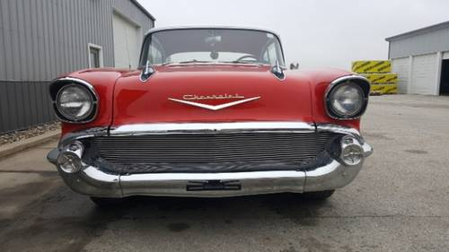 1957 Chevrolet Bel Air 2DR HT For Sale (picture 3 of 6)