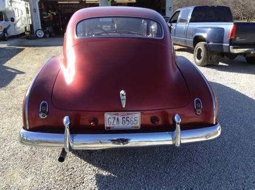 1950 Chevrolet Fleetline 2DR Fastback For Sale (picture 3 of 6)