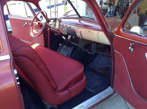 1950 Chevrolet Fleetline 2DR Fastback For Sale (picture 5 of 6)