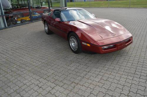1987 Chevrolet Corvette C4 5,7 Targa Aut SOLD (picture 2 of 6)