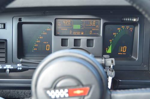 1987 Chevrolet Corvette C4 5,7 Targa Aut SOLD (picture 4 of 6)