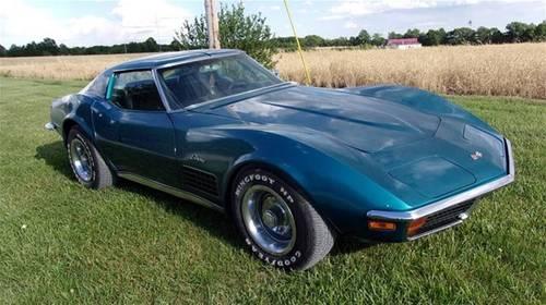 1972 Chevrolet Corvette Coupe For Sale (picture 2 of 6)