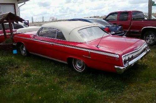 1962 Chevrolet Impala SS Convertible For Sale (picture 2 of 3)