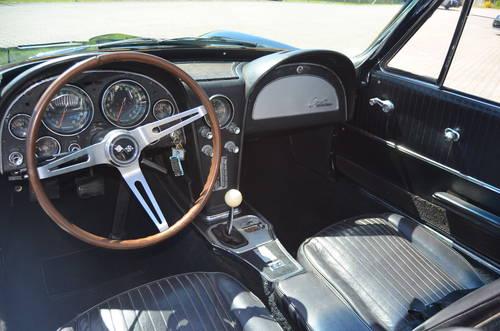 1963 Chevrolet Corvette 5,4 C2  SOLD (picture 3 of 6)