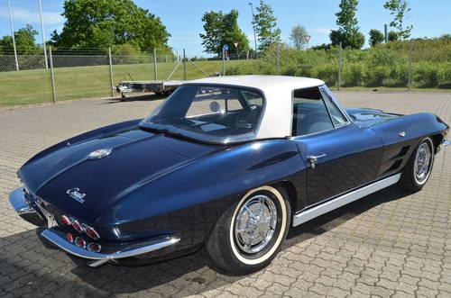 1963 Chevrolet Corvette 5,4 C2  SOLD (picture 4 of 6)