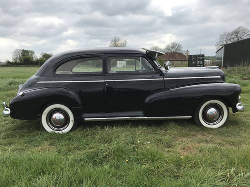 1946 Chevrolet Stylemaster for sale by auction on June 17th SOLD by Auction (picture 4 of 6)