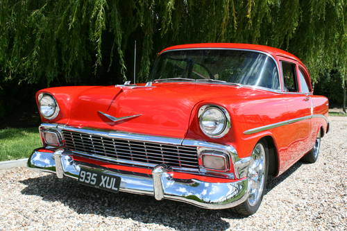 1956 56 Chevrolet Belair Restomod Hot Rod V8 Coupe or similar Wanted (picture 3 of 6)