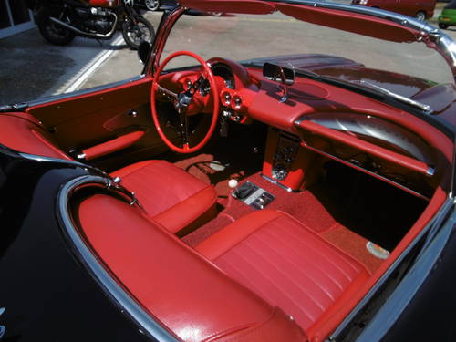 1959 Corvette C1 two tops Concourse . Just stunning  SOLD (picture 2 of 6)