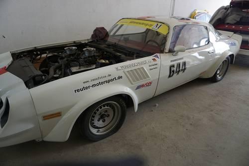 Camaro Z28 original RaceCar since 1979 SOLD (picture 1 of 6)