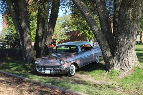 1957 Chevy Bel Air Sport Coupe For Sale (picture 1 of 6)
