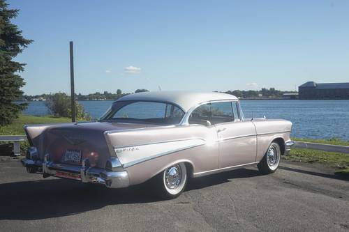 1957 Chevy Bel Air Sport Coupe For Sale (picture 6 of 6)