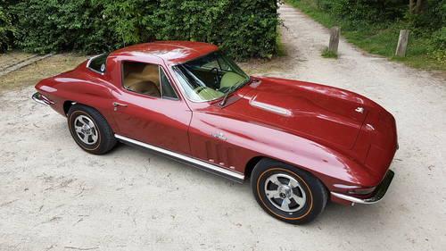Chevrolet Corvette C2 Coupe 427 (1966) For Sale (picture 1 of 6)