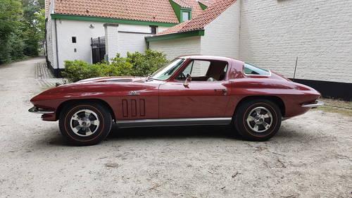 Chevrolet Corvette C2 Coupe 427 (1966) For Sale (picture 4 of 6)
