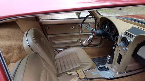 Chevrolet Corvette C2 Coupe 427 (1966) For Sale (picture 6 of 6)