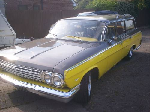 1962 Chevrolet belair wagon For Sale (picture 1 of 6)