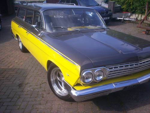 1962 Chevrolet belair wagon For Sale (picture 2 of 6)
