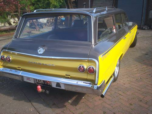 1962 Chevrolet belair wagon For Sale (picture 3 of 6)