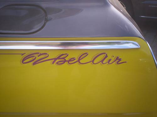 1962 Chevrolet belair wagon For Sale (picture 5 of 6)