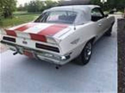 1969 Chevrolet Camaro RS/SS Convertible Indy Pace Car For Sale (picture 3 of 6)