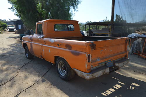 1962 Chevy C10 Short bed Fleetside SOLD (picture 4 of 6)