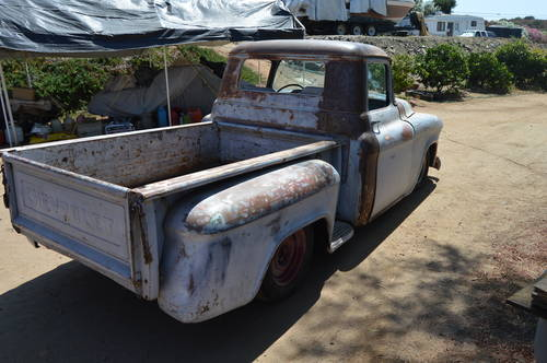 1955 Chevy 3100 Stepside SOLD (picture 3 of 6)