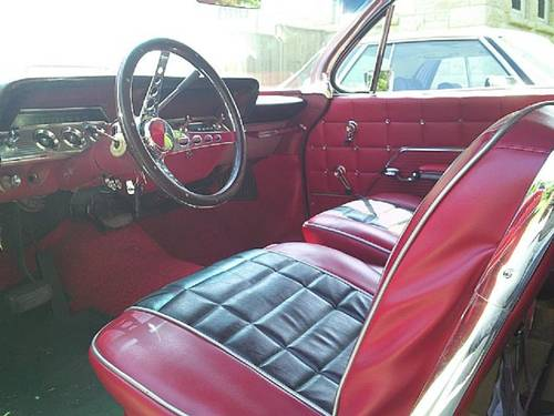 1962 Chevrolet Impala SS 2DR HT For Sale (picture 4 of 6)