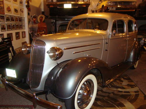 1936 Chevrolet 4DR Sedan For Sale (picture 1 of 5)