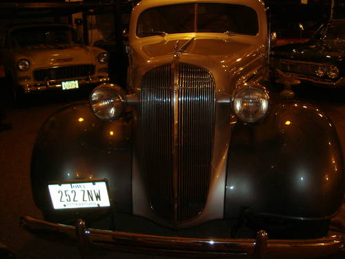 1936 Chevrolet 4DR Sedan For Sale (picture 2 of 5)