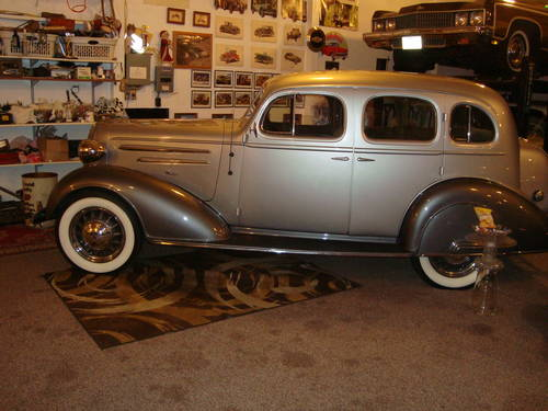 1936 Chevrolet 4DR Sedan For Sale (picture 3 of 5)
