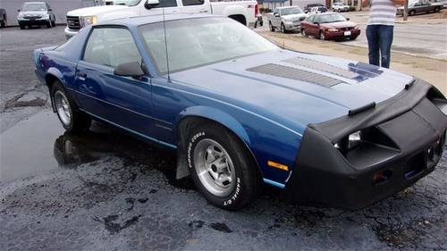 1987 Chevrolet Camaro RS For Sale (picture 2 of 6)