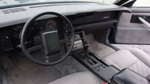 1987 Chevrolet Camaro RS For Sale (picture 4 of 6)
