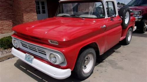 1962 Chevrolet C10 SWB Stepside Pickup For Sale (picture 1 of 3)