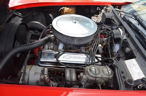 1973 Chevrolet Corvette Stingray Cabrio SOLD (picture 5 of 6)