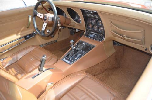 1973 Chevrolet Corvette Stingray Cabrio SOLD (picture 6 of 6)