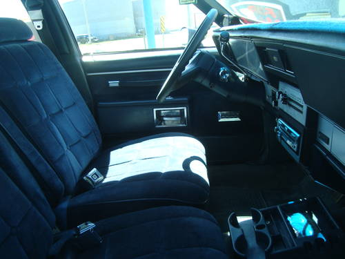 1985 Chevrolet Caprice Classic 4DR Sedan For Sale (picture 5 of 6)