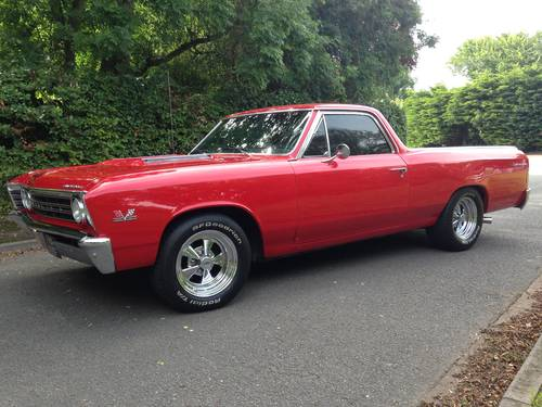 1967 EL CAMINO  For Sale (picture 1 of 6)